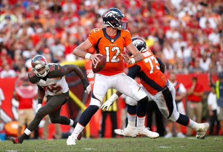 Atlanta Falcons at Denver Broncos Betting Preview