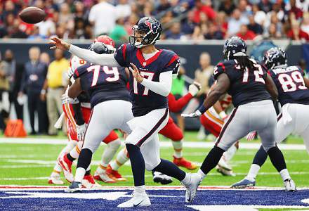 Houston Texans at New England Patriots Betting Preview