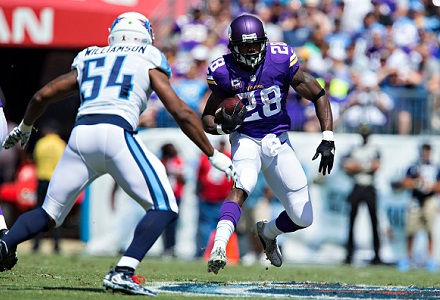 Green Bay Packers at Minnesota Vikings Betting Preview