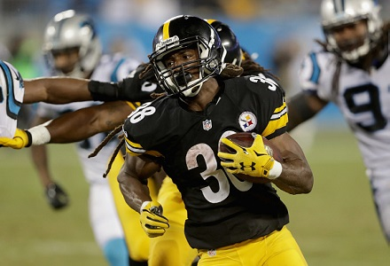 Pittsburgh Steelers v Washington Redskins Betting Preview