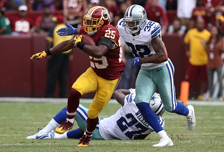Washington Redskins @ New York Giants Betting Preview