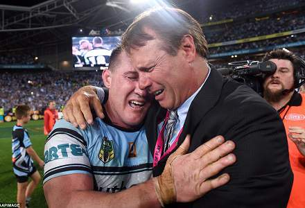Should Paul Gallen Retire Now?