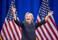 How to get 25/1 on Hillary Clinton becoming President