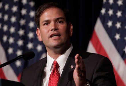 Rubio remains the one to be on in Republican race