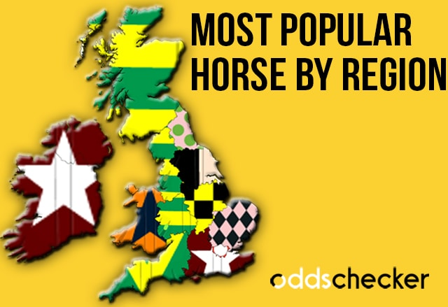 Popular Cheltenham horses in the UK