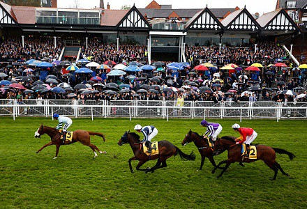 Tom Stanley: Concorde can fly home in Chester Cup