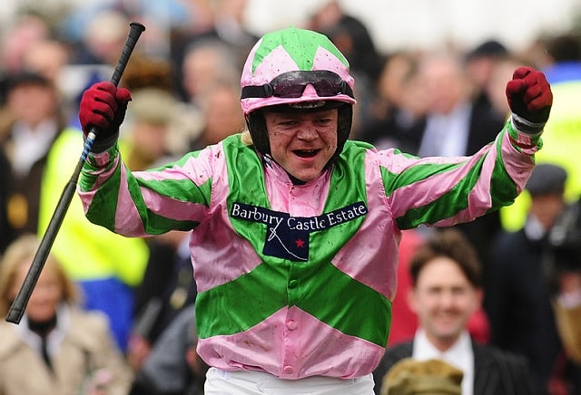 Cheltenham Festival: 60 seconds with Choc Thornton