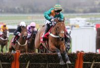 Clouds can book his place in Foxhunter Chase