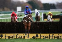 Cue Card scratched from the Ryanair Chase