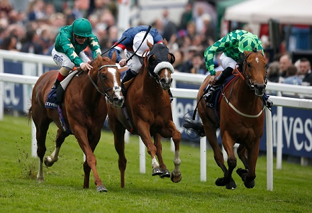 As Luck would have it: Desire has the best Derby credentials