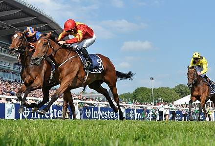 Tom Stanley's Epsom Tips