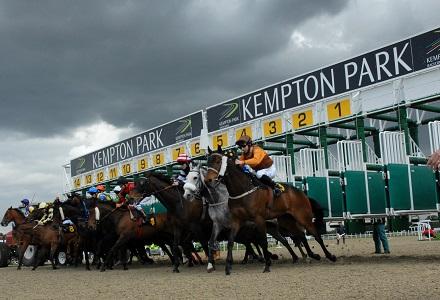Severini looks the banker at Kempton