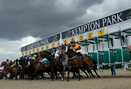 Severini looks banker material at Kempton