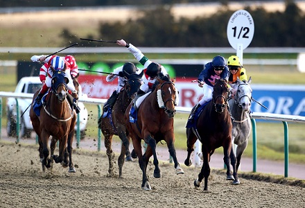 A View From The Rails: Pinzolo a three-star Lingfield bet