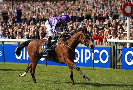As Luck would have it: Minding can stamp class on Oaks