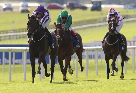 Seventh can put punters in Yorkshire Oaks Heaven