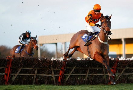 Soll to triumph in Becher Chase for Pipe