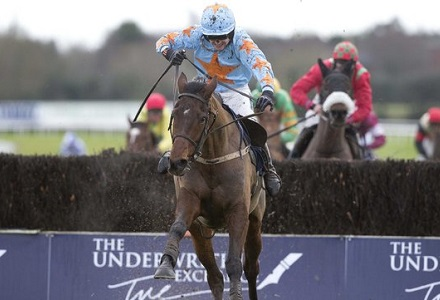Back Turban to strike in Topham for Mullins