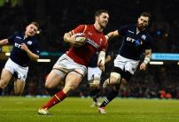 North can fire Wales to victory over France