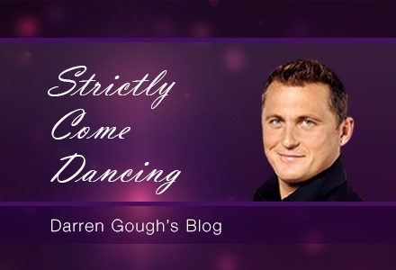 Strictly Come Dancing Blog - Week 6