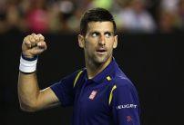 Djokovic set to brush Federer aside