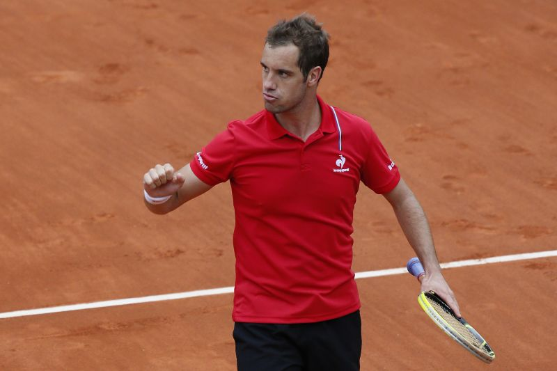Friday's French Open Daily Double