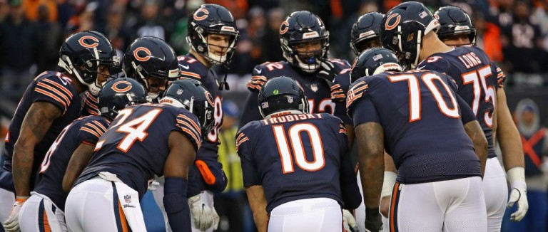 b573dd8f Chicago Bears 2019 Projections: Mitchell Trubisky Is Making A ...