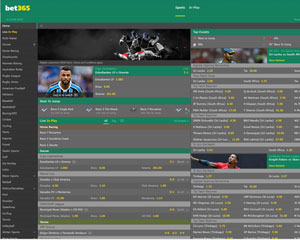Bet365 Betting Offers | Review & Features from Oddschecker