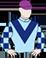 Purple Hat silk