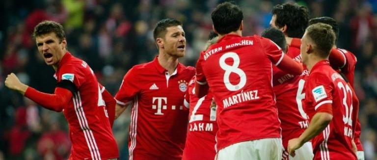 Erhöhte Quote von 51.00 Bayern München - max Einsatz 1€
