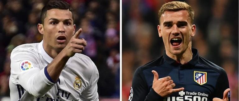 Supercuotas: Apuesta 10€ y gana 90€ con el Atleti o 65€ con el Madrid