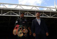Anthony Joshua priced for early round KO vs Takam
