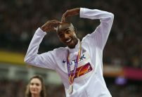 Mo Farah backed to win Sports Personality of the Year
