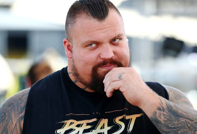 The Beast vs The Mountain odds: The biggest heavyweight boxing match ever