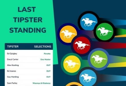 Betfair Exchange Goodwood Free Bet Streak: Last Tipster Standing Day Four