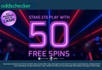 Betfred Casino Bonus: 50 Free Spins for New Customers
