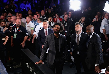 David Haye vs Tony Bellew press conference: The best quotes