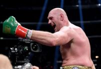 Tyson Fury now third-favourite for Sports Personality of the Year