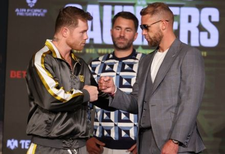 Canelo vs Billy Joe Saunders: UK Start Time, TV Channel & Odds