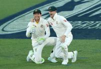 Punters side with Australia following opening day of first Test