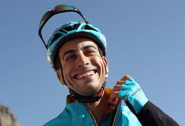Tour de France: Fabio Aru twice as popular as Chris Froome