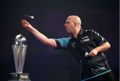Rob Cross backed to retain the World Darts Championship ahead of last 16