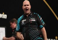 Rob Cross the second most backed player to win the 2018 PDC World Darts Championship
