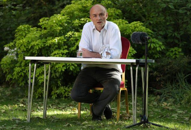 Will Dominic Cummings remain as Boris Johnson's Chief Adviser?
