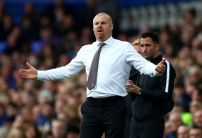 Dyche will be next manager to leave, say punters