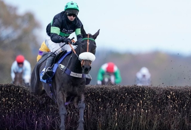 First Flow cut from 50/1 into 8/1 for Champion Chase