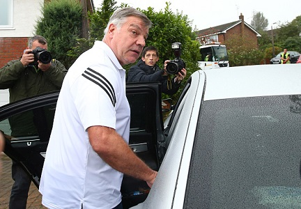 What could be next for Big Sam having left his England post?