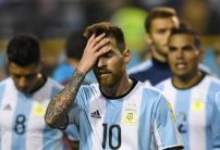 Argentina on the brink, but backed for World Cup success