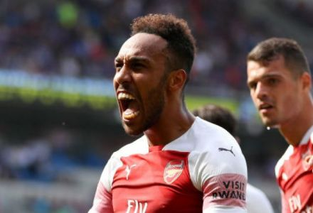 Top European club new favourites to sign Arsenal striker Pierre-Emerick Aubameyang