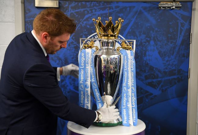 Image result for liverpool premier league champions 2019